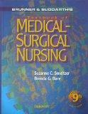 Med Surg/2000 Drug Guide, Package Includes: Smeltzer, Brunner & Suddarth's Textbook of Medic...