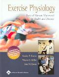 Exercise Physiology Basis of Human Movement in Health and Disease
