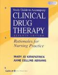 Clinical Drug Therapy