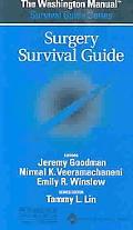 Washington Manual Surgery Survival Guide