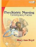 Psychiatric Nursing Contemporary Practice