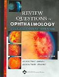 Review Questions In Ophthalmology A Question And Answer Book