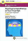 Psychopharmacotherapy At Your Finger Tips A Life Span Approach PDA