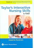 Taylor's Interactive Nursing Skills, WebCT Version