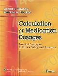 Calculation of Medication Dosages Practical Strategies to Ensure Safety And Accuracy