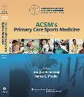 Primary Care Sports Medicine