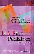 In A Page Pediatrics