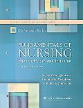 Fundamentals of Nursing Human Health And Function