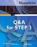 Blueprints Q&a for Step 3