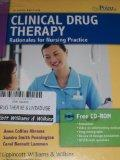 Clinical Drug Therapy: Rationales for Nursing Practice, Plus Liveadvise Student Tutorial Ser...