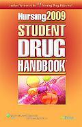 Nursing 2009 Student Drug Handbook