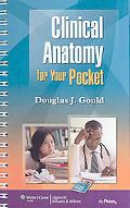 Clinical Anatomy for Your Pocket