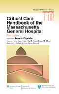 Critical Care Handbook of the Massachussetts General Hospital (Lippincott Williams & Wilkins...