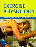 Exercise Physiology: Nutrition, Energy, and Human Performance (Point (Lippincott Williams & ...