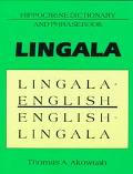Lingala: Lingala-English, English-Lingala