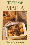 Taste of Malta: A Hippocrene Original Cookbook