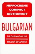 Bulgarian-English/English-Bulgarian Compact Dictionary