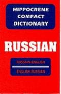 Russian-English English-Russian Compact Dictionary