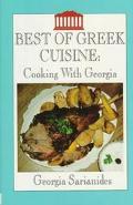 Best of Greek Cuisine: Cooking with Georgia: A Hippocrene Original Cookbook