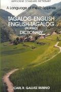 Tagalog-English - English-Tagalog (Filipino) Standard Dictionary - Carl R. Galvez-Rubino - P...