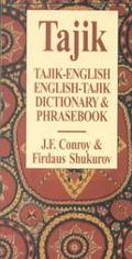 Tajik-English/English-Tajik Dictionary & Phrasebook