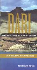 Dari Dari-English English-Dari Dictionary & Phrasebook