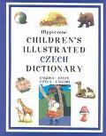 Hippocrene Children's Illustrated Czech Dictionary English-Czech/Czech-English