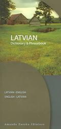 Latvian-English/English-Latvian Dictionary & Phrasebook