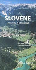 Slovene Dictionary & Phrasebook Slovene-English / English-Slovene