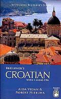 Beginner's Croatian with 2 Audio CDs (Hippocrene Beginner's) (Croatian Edition)