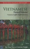 Vietnamese-English, English-Vietnamese Practical Dictionary