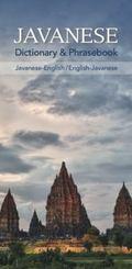 Javanese-English/english-javanese Dictionary and Phrasebook