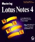 Mastering Lotus Notes 4-w/cd