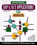Developing Sap's R/3 Applications with Abap/4 - Ruediger Kretschmer - Paperback - BK&CD-ROM