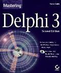 Mastering Delphi 3-w/cd