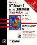 MCSE NT Server 4 in the Enterprise Study Guide