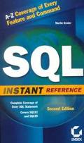 SQL Instant Reference