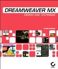 Dreamweaver Mx Design and Technique