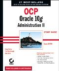 Ocp Oracle 10g Administration Ii Study Guide