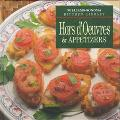 Hors D'Oeuvres and Appetizers - Scotto Sisters - Hardcover
