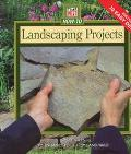 Landscaping Projects: Simple Steps to Enhance Your Home and Yard - Time-Life Books - Paperback