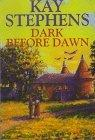 Dark Before Dawn (G. K. Hall Romance)