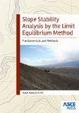 Slope Stability Analysis by the Limit Equilibrium Method: Fundamentals and Methods