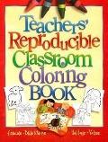 Teachers Reproducible Classroom Coloring Book