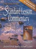Standard Lesson Commentary 1999-2000 International Sunday School Lessons  King James Version