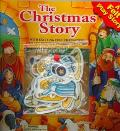 Christmas Story With Exciting Felt Characters to Act Out the Wonderful Story