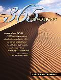 365 Devotions Large Print Edition