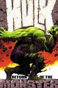 Incredible Hulk Return of the Monster