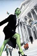 She-hulk Superhuman Law Tpb