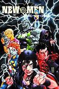 New X-men 1 Childhood's End